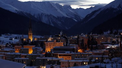 Business leaders see the light of 'moral capitalism' at Davos