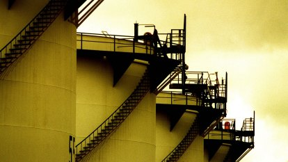 Ampol weighing all options as Australia's oil refinery crisis persists