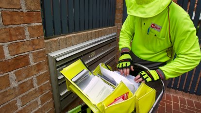 Australia Post may be forced into early return to daily deliveries