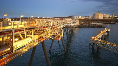 Woodside shows appetite for Chevron's North West Shelf LNG stake