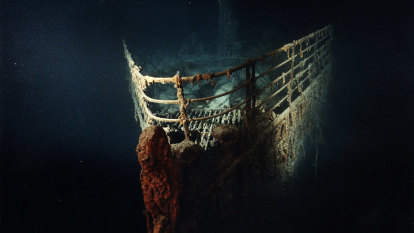 Judge allows cutting of the Titanic to free its 'voice'