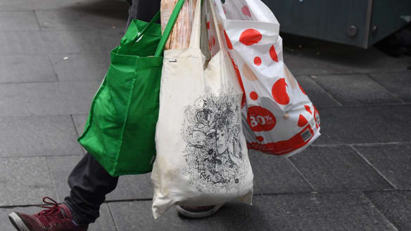 Coles plays dirty but smart in plastic bag war