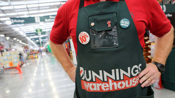 Change at the top: Bunnings has become the new Coles for Wesfarmers