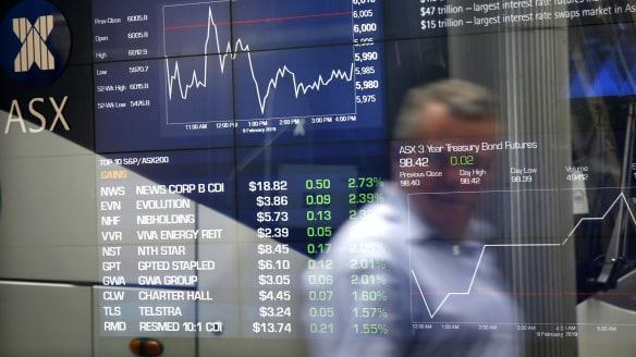 ASX rallies as Fed spurs Wall St