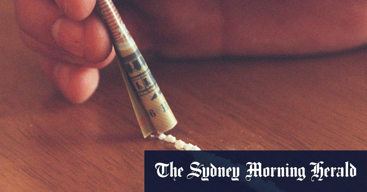 Cocaine drives Victoria's growing drug habit