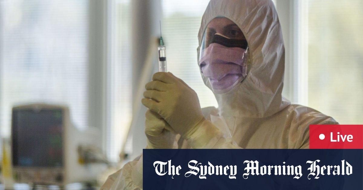 Coronavirus updates LIVE: Facebook news ban sparks risk of undermining Australia's COVID vaccine rollout plan