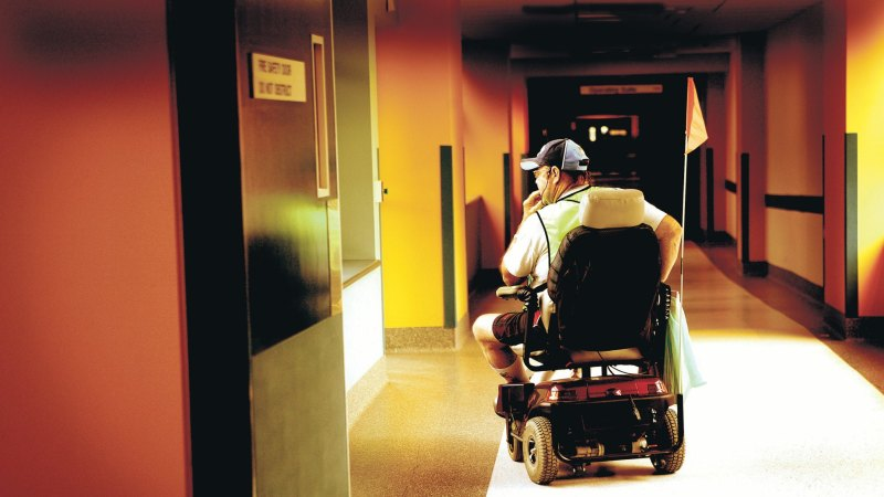 States say disabled miss out as Canberra hoards $1.7b of NDIS funding