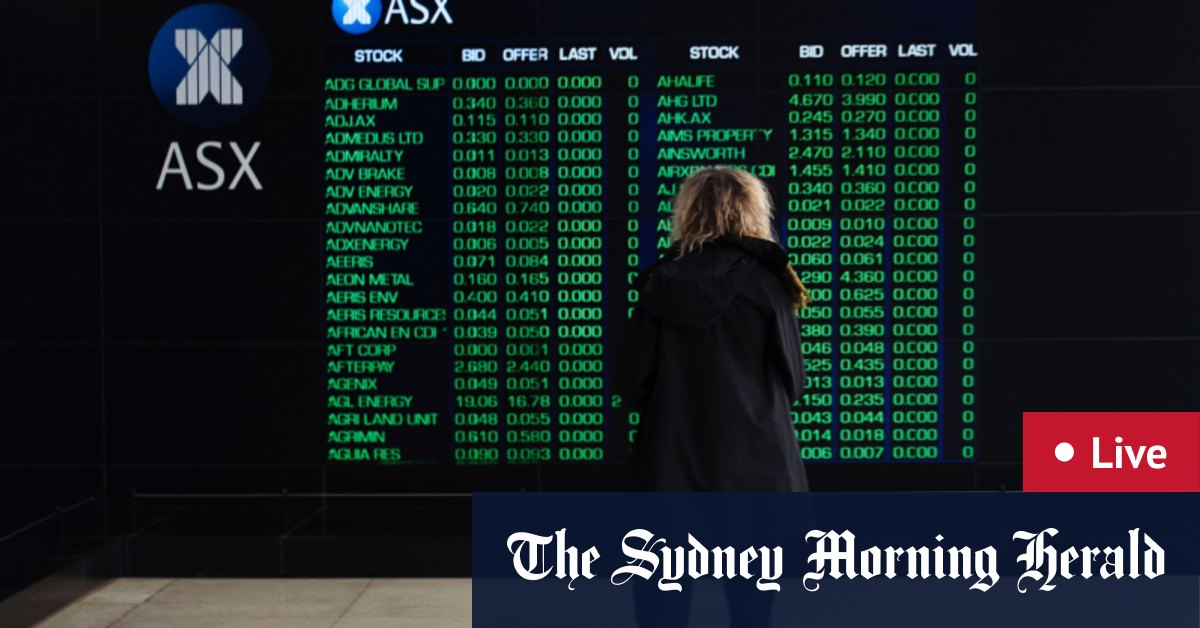 ASX up 1.2%; Bingo holds onto 20% gains – The Sydney Morning Herald