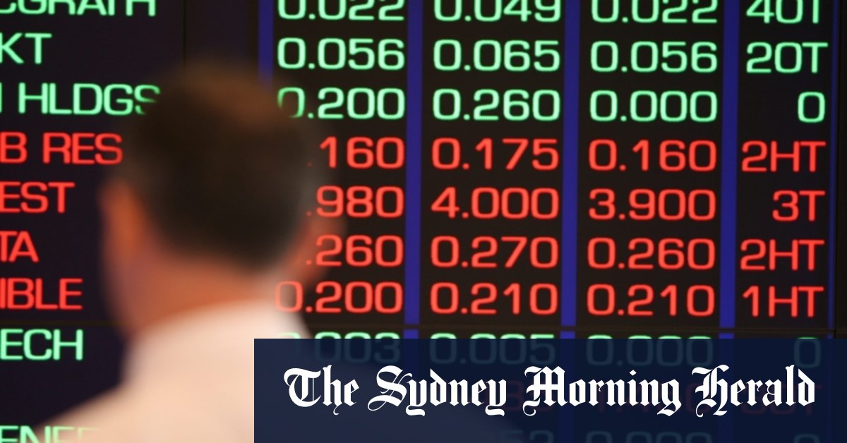 ASX slides despite Wall Street highs; Zip jumps 12% to new record – The Sydney Morning Herald
