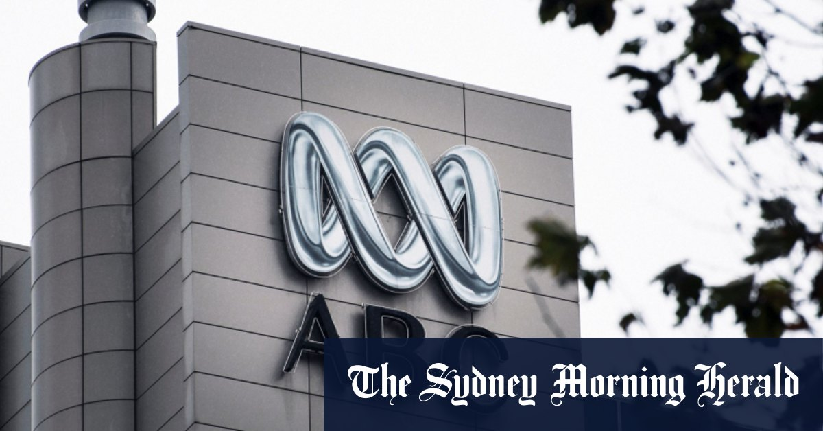 ABC shows didn't have enough conservative voices election review finds – Sydney Morning Herald