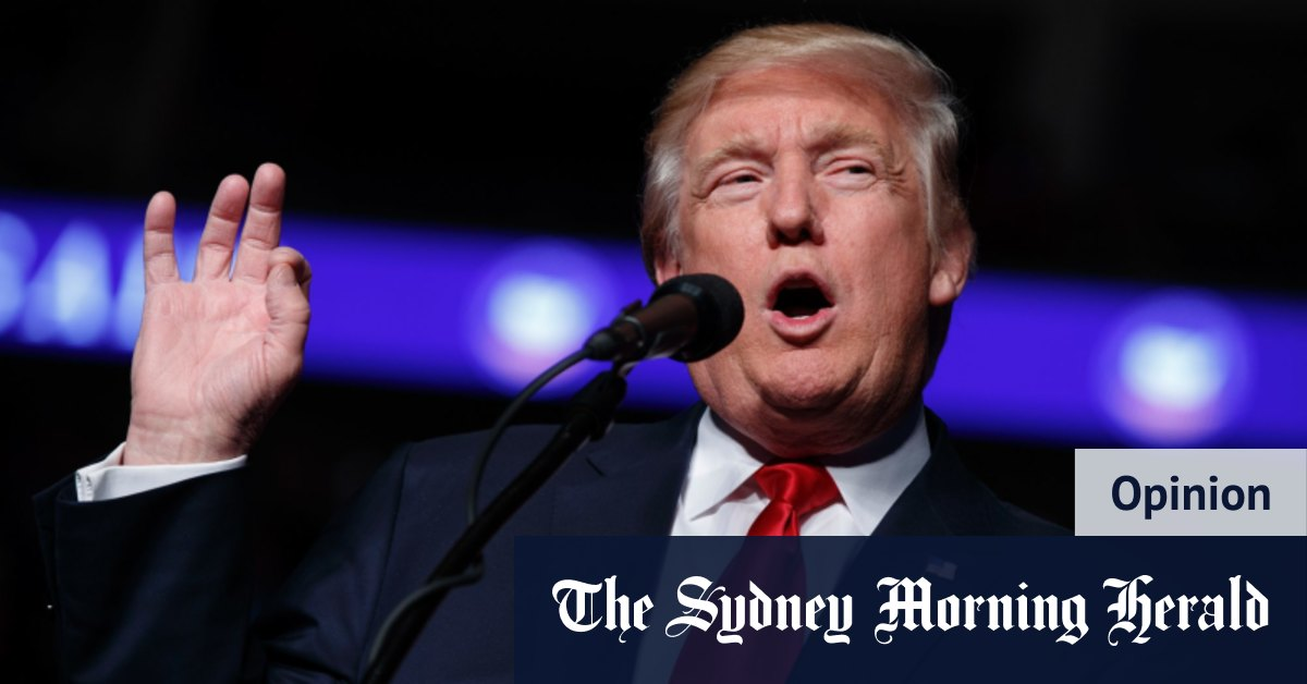 Four dizzying years ago Trump blindsided us all. And today? – Sydney Morning Herald