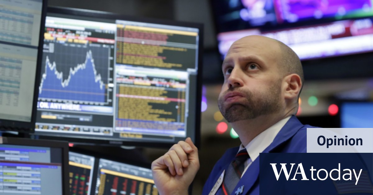 Wall Street rocked as it confronts a painful truth