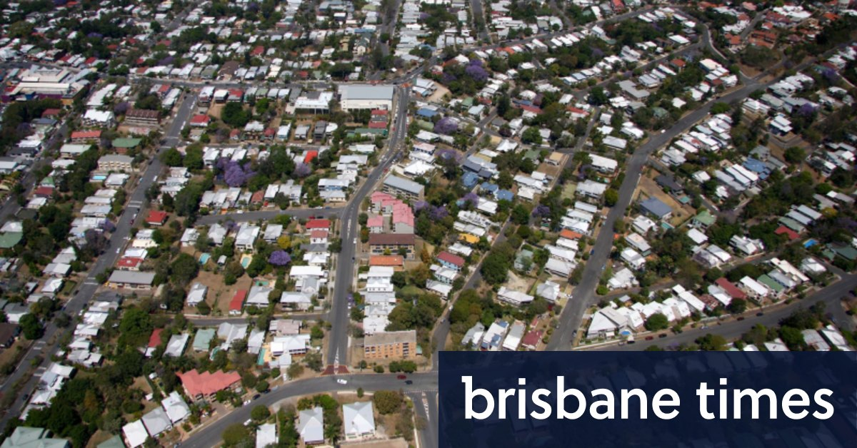 Brisbane running out of land for new homes, with less than 3 years' supply