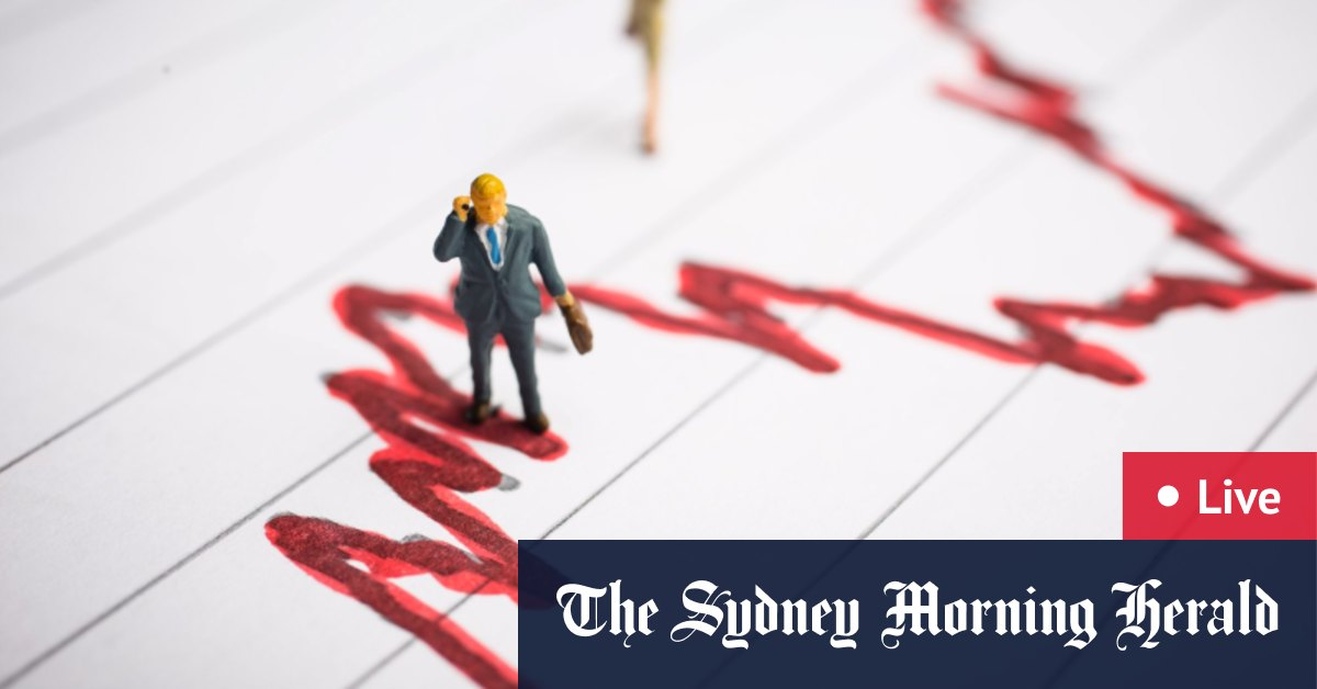 As it happened: Virus fears commodities slump wipes 0.7% from ASX – The Sydney Morning Herald