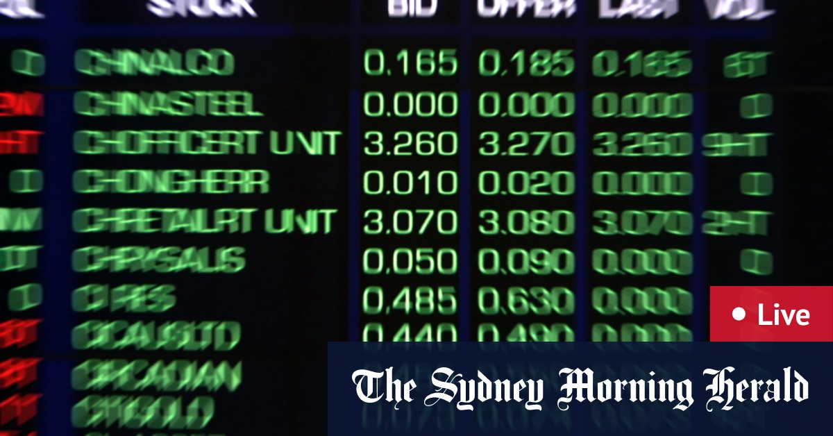 ASX tops 7200 for first time; Nuix plunges 10% on downgrade – The Sydney Morning Herald