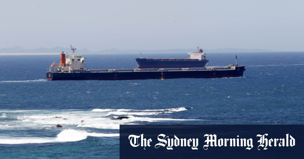 Sailors stranded on board for five months due to China-Australia dispute – Sydney Morning Herald