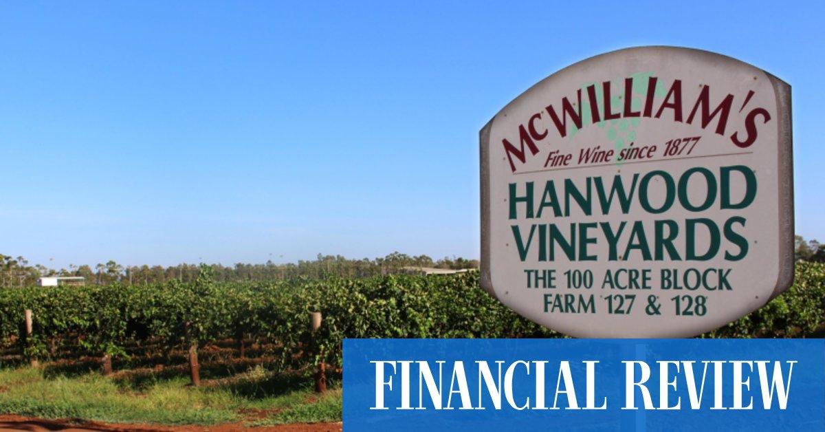 De Bortoli Wines' last-ditch McWilliam's offer rebuffed