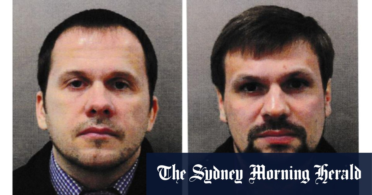 Russia expels 20 Czechs after deadly blast blamed on Skripal suspects – Sydney Morning Herald
