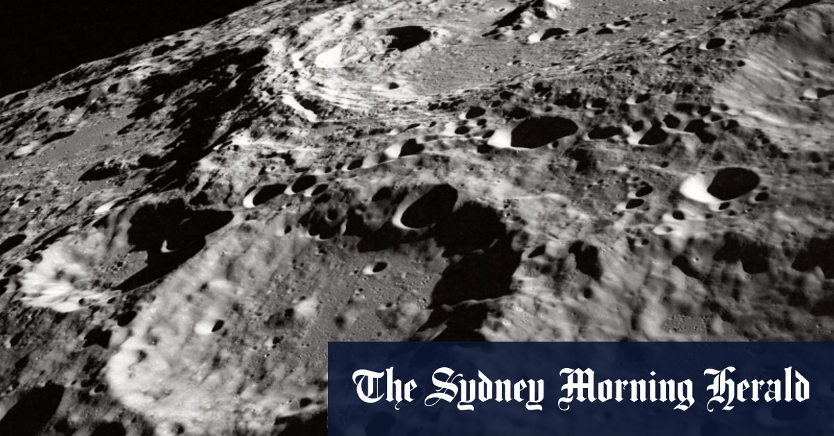 NASA sets out to buy moon resources mined by private companies – Sydney Morning Herald