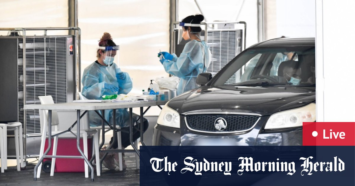 Coronavirus updates LIVE: Victoria records two new cases as state's retail hospitality restrictions lifted; NSW border decision to depend on Qld election as Australian death toll jumps to 907 – The Sydney Morning Herald
