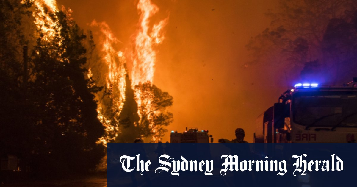 'Expect worse': NSW fire inquiry backs limited use of controlled burns – Sydney Morning Herald