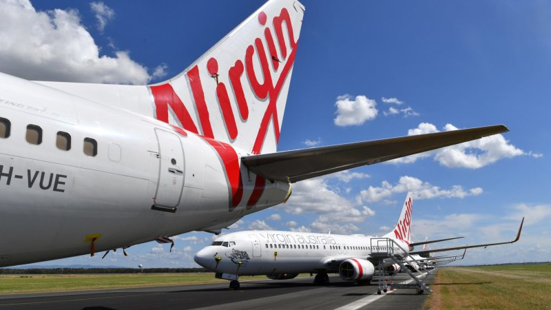 Queensland government to bid for Virgin Australia airline – Brisbane Times