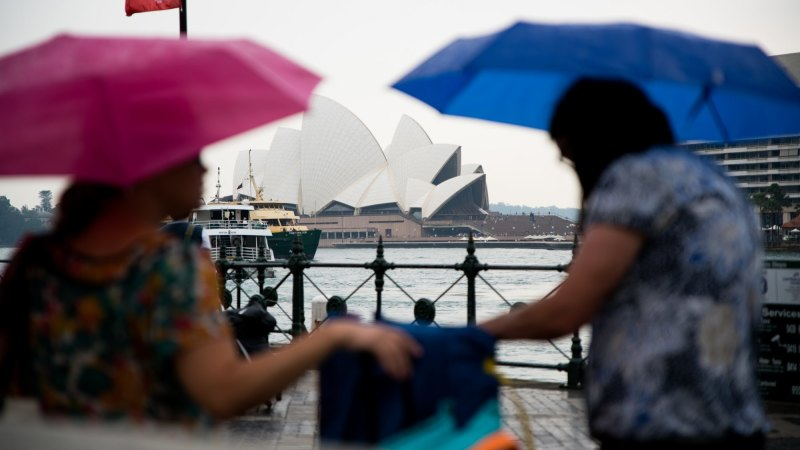Thunderstorm risks mount as Sydney dam dodges contamination for now - The Age image