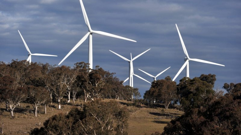 afr.com - Elouise Fowler - Foreign firms flock to Australian renewable energy