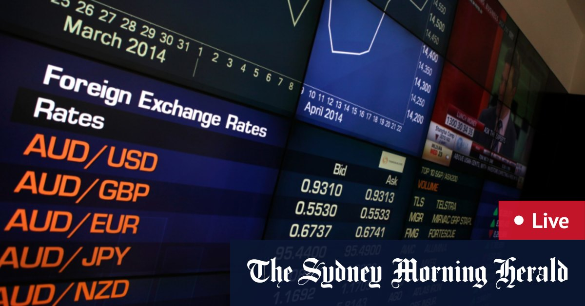 As it happened: ASX rides US gridlock rally to eight-session high – The Sydney Morning Herald