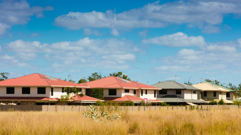 Mining town property prices are on the up