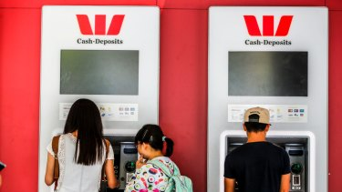 About half the costs relate to Westpac's  financial advice business.