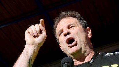 'I am not a bully': Controversial union boss John Setka denies threatening senators, refuses to step down