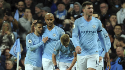 UEFA seek ruling over mooted Man City Champions League ban