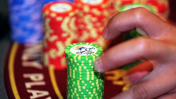 High-roller spending 'solid' at Australian casinos despite China fears