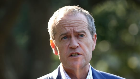 On climate policy, Bill Shorten has learnt from the political disasters that swamped Gillard and Rudd
