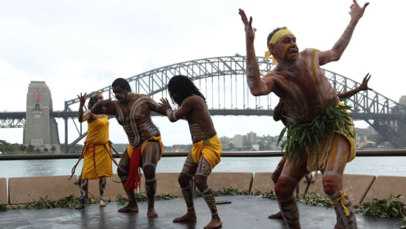 Tony Abbott cool on Scott Morrison's suggestion of a national day for Indigenous Australia