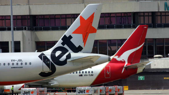 'Blatant profiteering': Qantas accuses airports of fee gouging