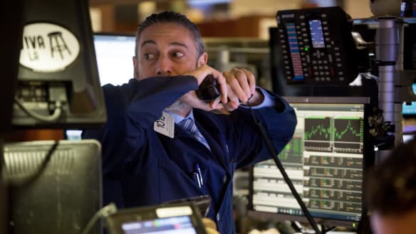 Up and down, then up again: Just another rollercoaster day on markets