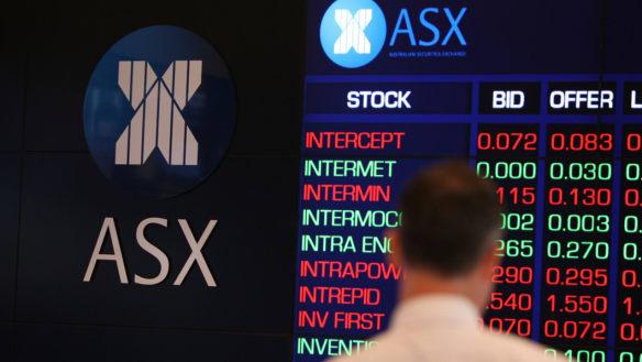 ASX falls as tech stocks slide