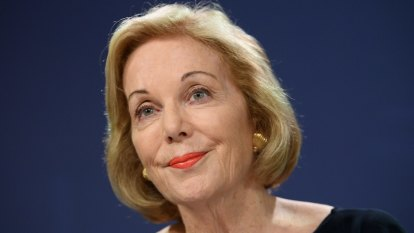 Ita Buttrose pitches ABC as 'key soft power asset' and flags more foreign coverage