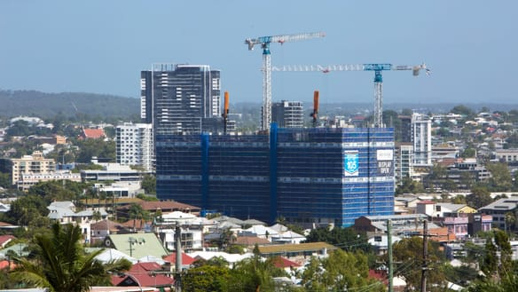 Brisbane needs to grow up, not out: Infrastructure Australia