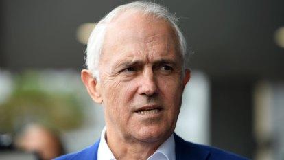 'Appalling misogynist': Malcolm Turnbull unloads on shock jock Alan Jones