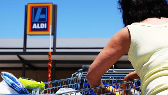 Aldi is Australia's most trusted brand, as banks drop in favour