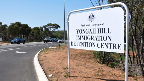 Ali Jaffari had been detained at Yongah Hill Immigration Detention Centre.