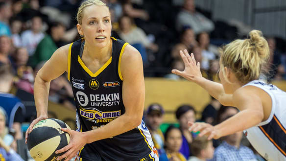 Melbourne Boomers back talent to lift for Geelong visit