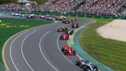 Australian F1 Grand Prix to stay in Melbourne until 2025