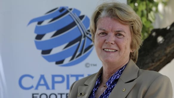 Former Canberra soccer boss nominates for FFA board position