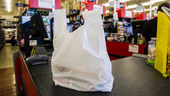 Department stores' thicker plastic shopping bags could be next to face bans