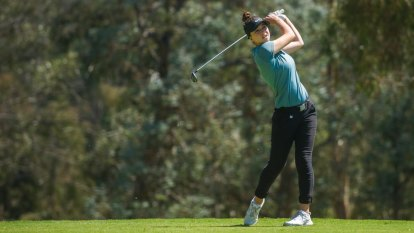 Australian teen reaches amateur golf championship final