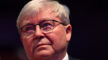 If an Australian PM did 1/10th of Trump's alleged acts, he'd be out of office: Kevin Rudd